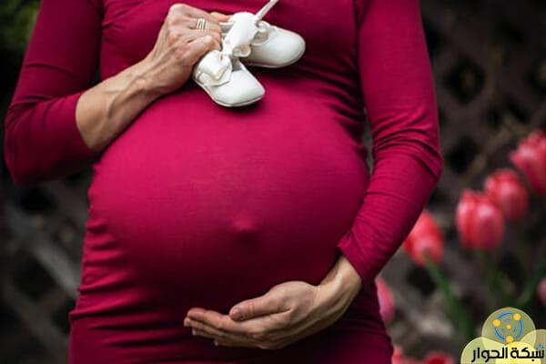 علامات الحمل النادرة